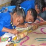 Besök från Bangladesh på Kväkargården