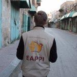 Bli följeslagare i Palestina och Israel